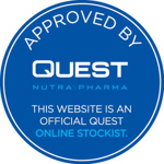 Quest Approved Stockist