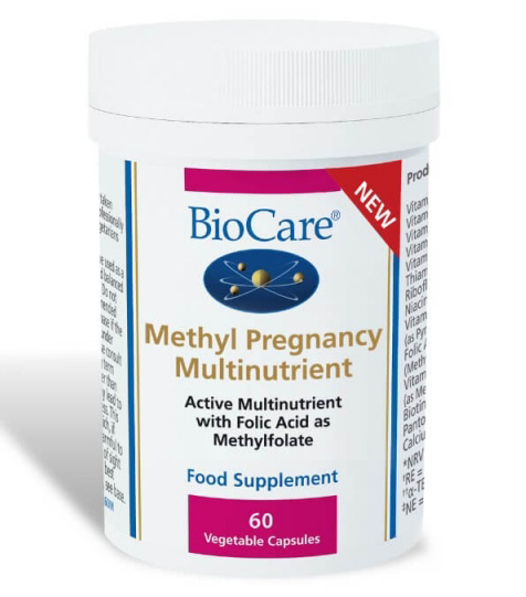 BioCare - <br>Methyl Pregnancy Multinutrient