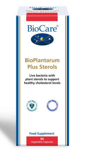 BioCare - <br>BioPlantarum Plus Sterols