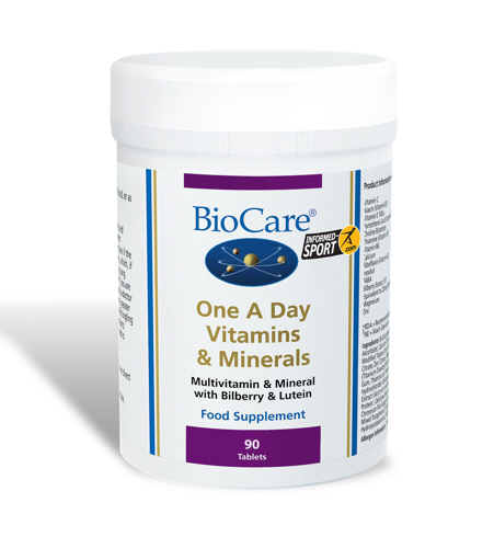 BioCare - <br>One-A-Day Multivitamins & Minerals