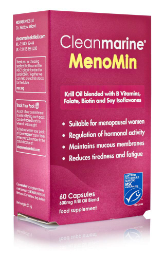 Cleanmarine - <br>MenoMin for Women