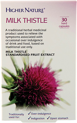 Higher Nature - <br>Milk Thistle