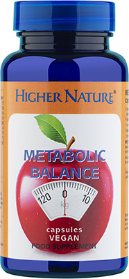 Higher Nature - <br>Metabolic Balance