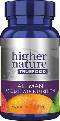 Higher Nature - <br>True Food All Man