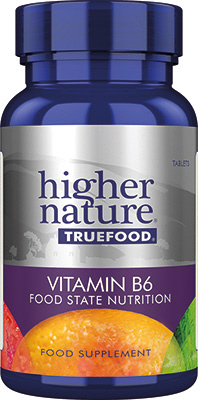 Higher Nature - <br>True Food B6