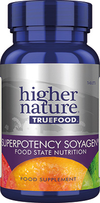 Higher Nature - <br>SuperPotency Soyagen