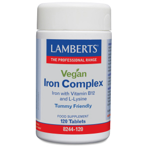 Vegan Iron Complex (120)