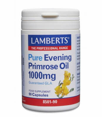 Lamberts - <br>Pure Evening Primrose Oil 1000mg