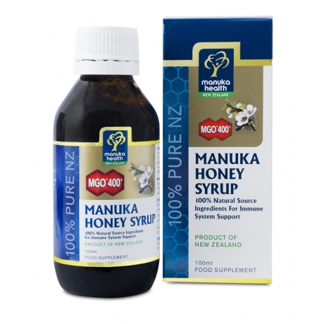 Manuka Health - <br>MGO™ 400+ Manuka Honey Syrup