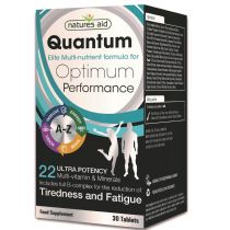 Natures Aid - <br>Quantum Ultra Potency Multi-Vitamins & Minerals