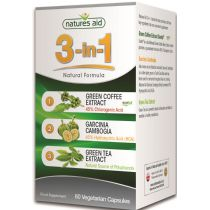 Natures Aid - <br>3-in-1 Natural Formula