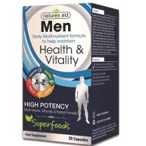 Natures Aid - <br>Men's Multi-Vitamins & Minerals