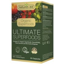 Natures Aid - <br>Ultimate Superfoods (Organic)