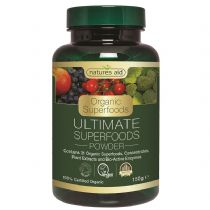 Natures Aid - <br>Ultimate Superfoods Powder (Organic)