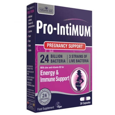 Natures Aid - <br>Pro-IntiMUM (24 Billion Bacteria)