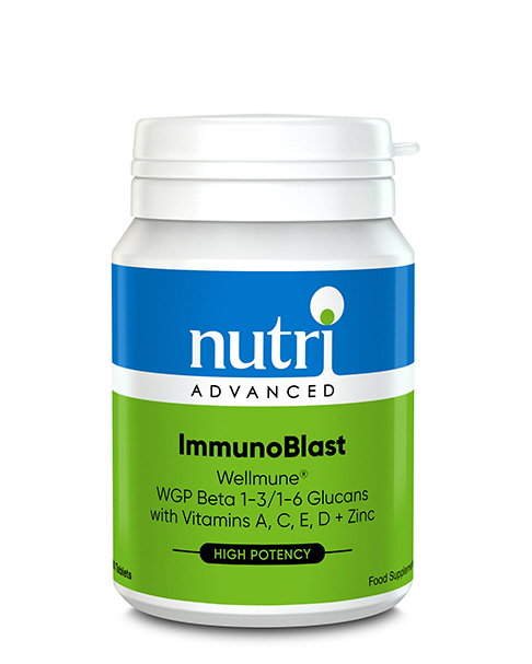 Nutri Advanced - <br>ImmunoBlast