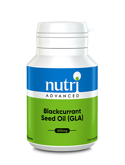 Nutri Advanced - <br>Blackcurrant Seed Oil
