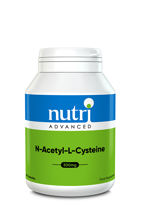 Nutri Advanced - <br>N-Acetyl-L-Cysteine