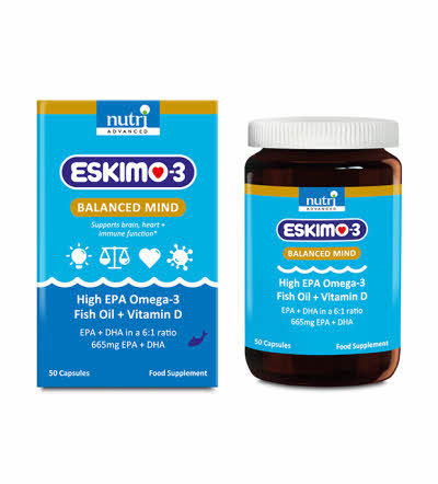 Nutri Advanced - <br>Eskimo-3 Advanced EPA