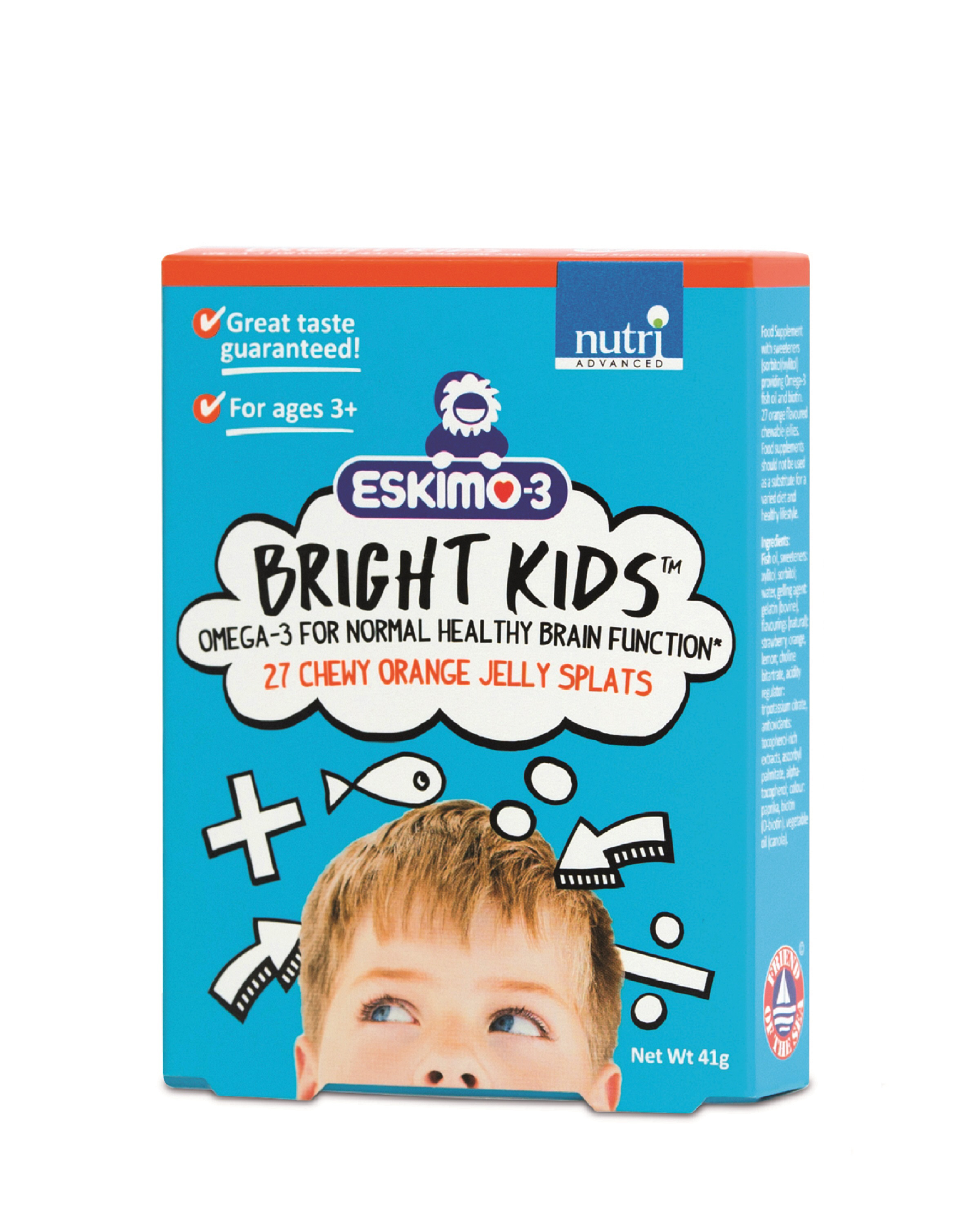 Nutri Advanced - <br>Eskimo-3 Bright Kids