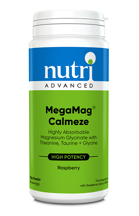 Nutri Advanced - <br>MegaMag Calmeze