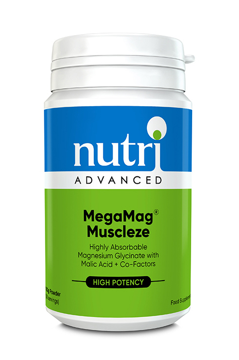 Nutri Advanced - <br>MegaMag Muscleze