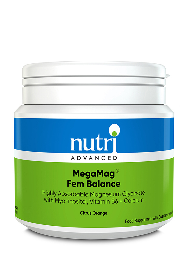 Nutri Advanced - <br>MegaMag Fem Balance