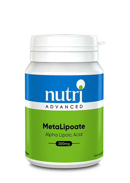 Nutri Advanced - <br>MetaLipoate 300