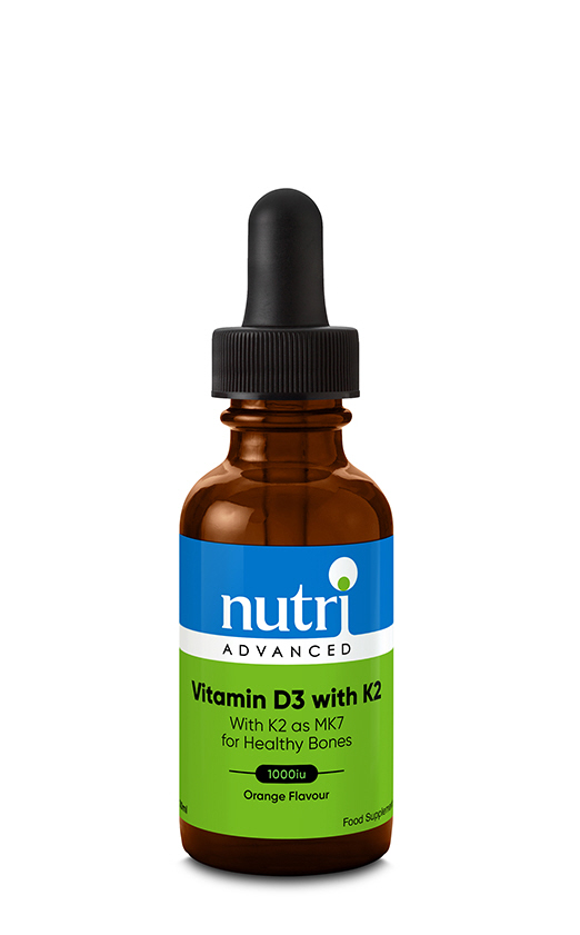 Nutri Advanced - <br>D3 Drops with K2