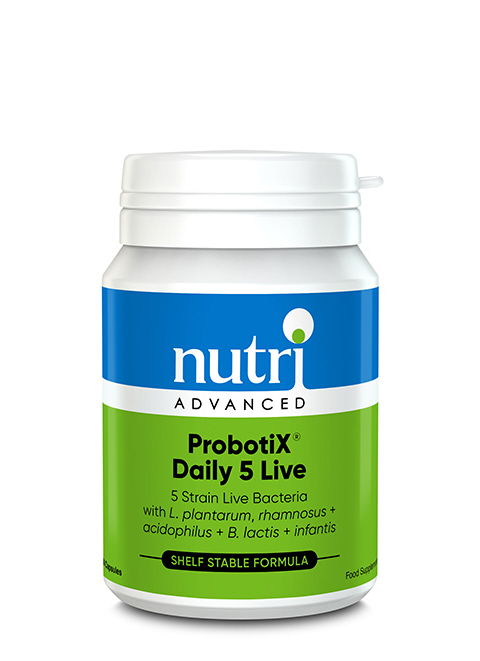 Nutri Advanced - <br>ProbotiX Daily 5 Live