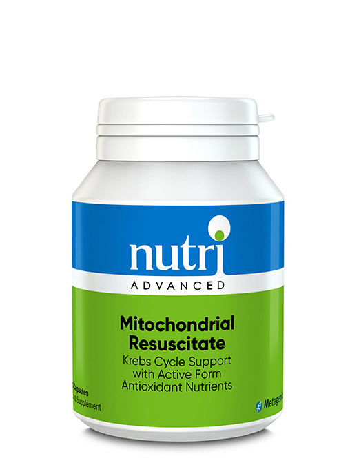 Nutri Advanced - <br>Mitochondrial Resuscitate