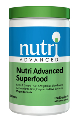 Nutri Advanced - <br>Superfood