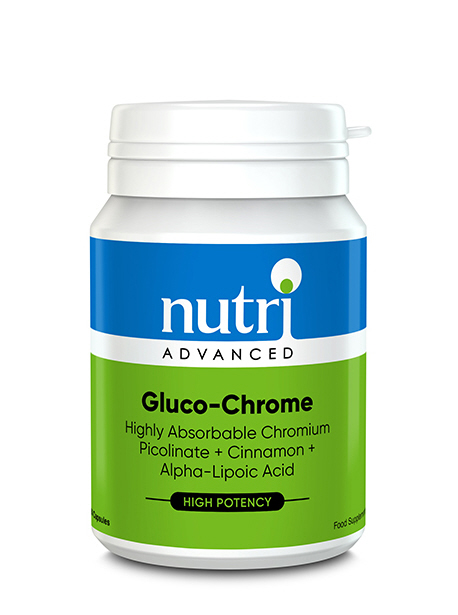 Nutri Advanced - <br>Gluco-Chrome