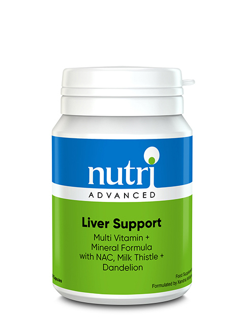 Nutri Advanced - <br>Liver Support