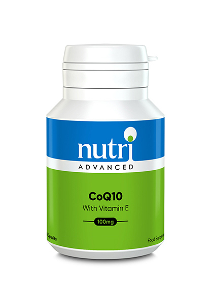 Nutri Advanced - <br>CoQ10 100mg