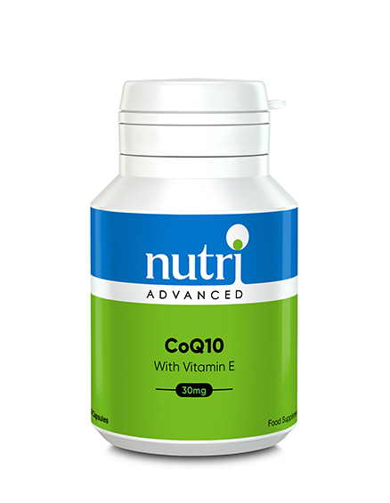 Nutri Advanced - <br>CoQ10 30mg