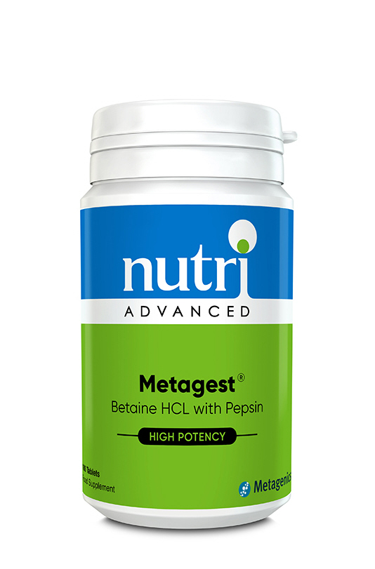 Nutri Metagenics - <br>Metagest