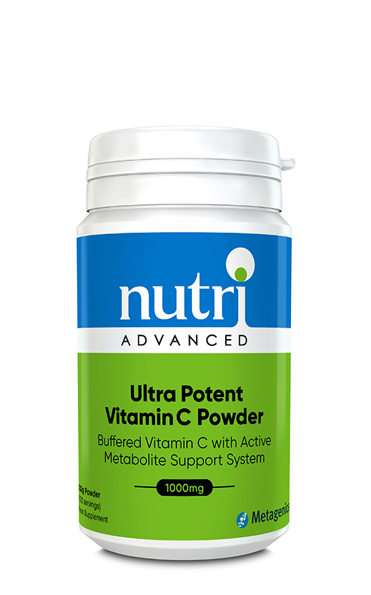 Nutri Metagenics - <br>Ultra Potent-C Powder