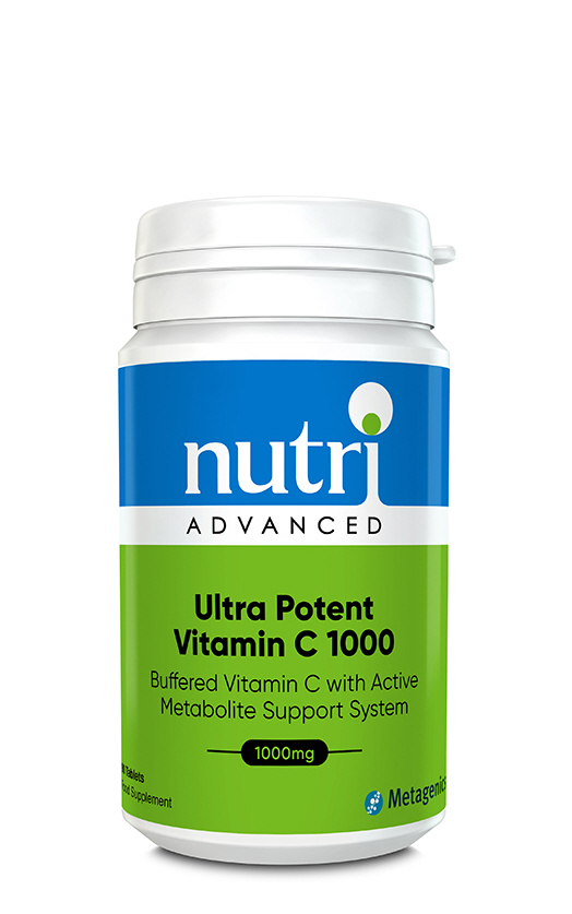 Nutri Metagenics - <br>Ultra Potent-C 1000