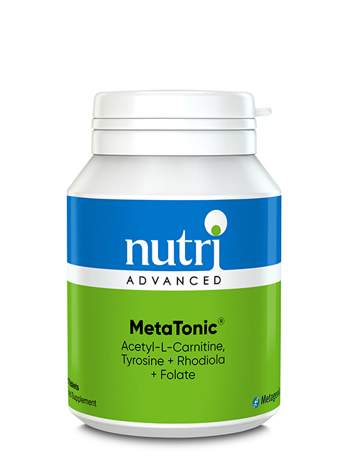 Nutri Metagenics - <br>MetaTonic