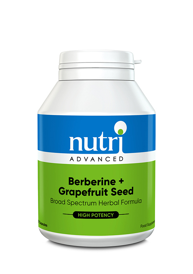 Nutri Advanced - <br>Berberine & Grapefruit Seed