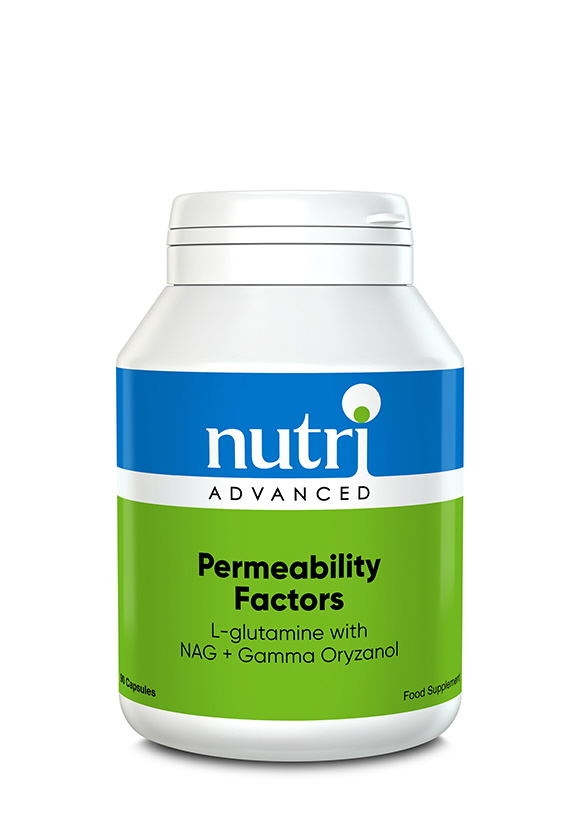 Nutri Advanced - <br>Permeability Factors