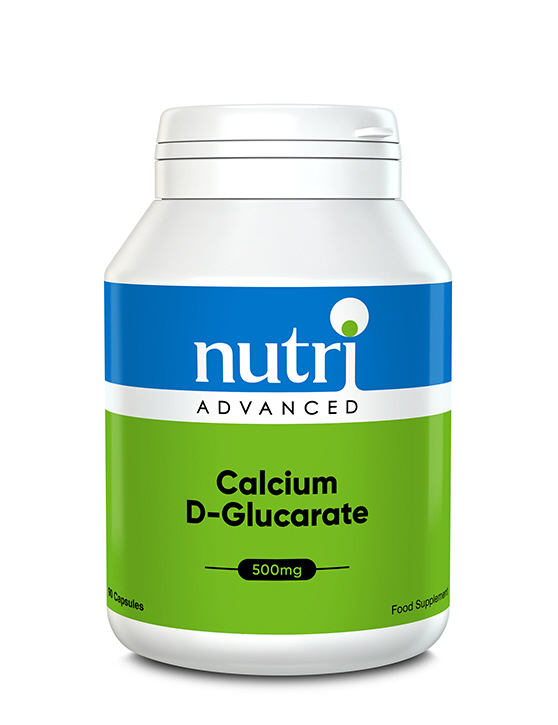Nutri Advanced - <br>Calcium D-Glucarate