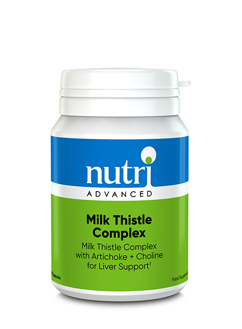 Nutri Advanced - <br>Milk Thistle Complex