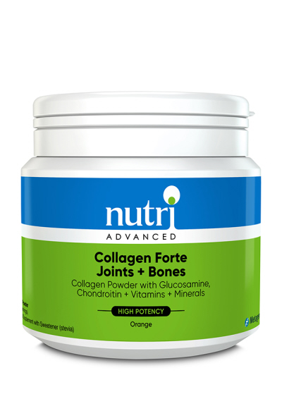 Nutri Advanced - <br>Collagen Forte Joints + Bones
