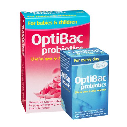 Natural probiotics for babies