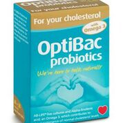 OptiBac Probiotics - For your cholesterol