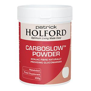 Patrick Holford - <br>CarboSlow Powder