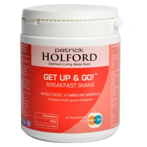 Patrick Holford - <br>Get Up & Go Low GL