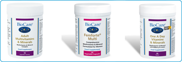 BioCare Multi-nutrients